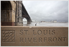 St Louis Riverfront