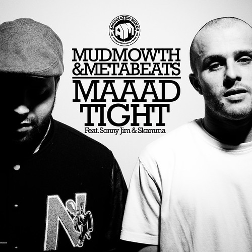 MAAAD TIGHT Cover