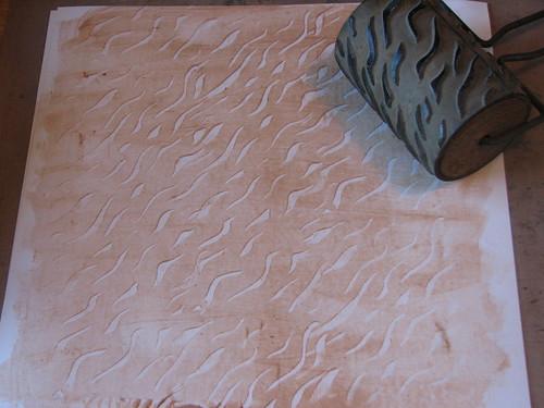 faux wood grain 006