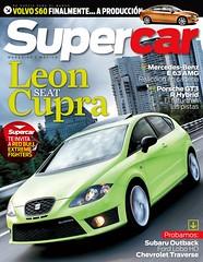 portada super car abril