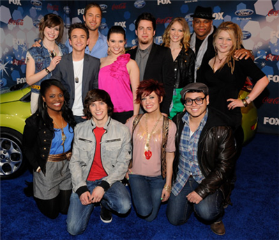american idol contestants 2010. American Idol 2010 - Season 9