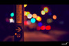 Day 78 - Bokeh Pointer (achew *Bokehmon*) Tags: light car night zeiss singapore traffic pointer bokeh sony beam carl 135 alpha f18 sick indicator angmokio sonnar a850