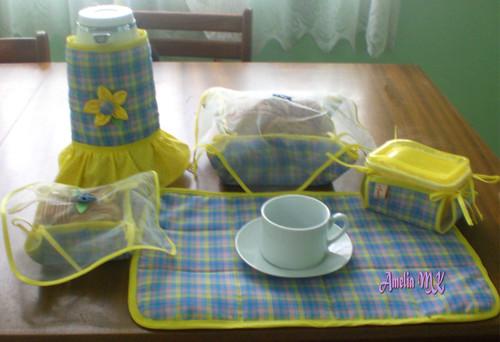 Kit  de Chá