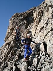 Frank en Mark op de Grande Ruine aug 2009 021
