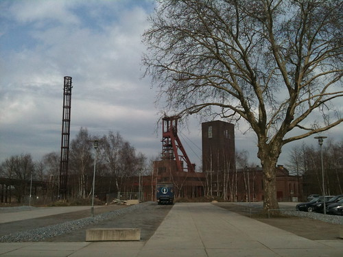 View on Zollverein