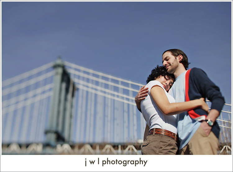 New York City Engagement Session Brooklyn j w l photography 05