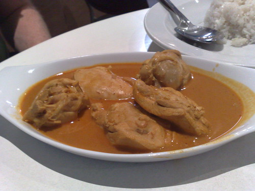 curry ayam