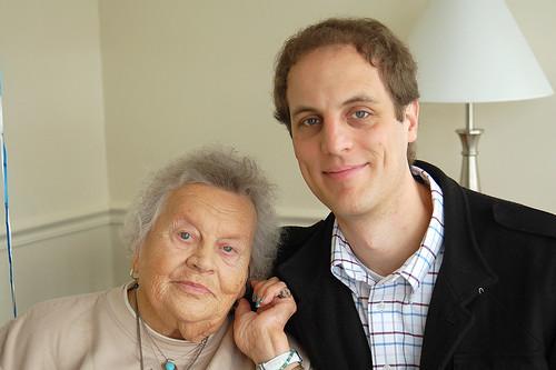 Smile, Grandma!