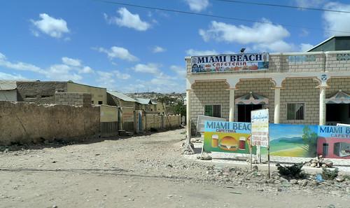 Hargeysa (Somaliland/Somalia) - Miami Beach Cafeteria