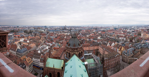YOTOT(MC): Strasbourg (panorama) (by Yaisog Bonegnasher)