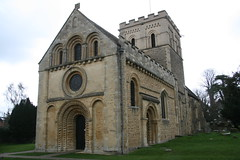 St Mary the Virgin, Iffley