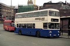 Merseyline - SDA 778S (Solenteer) Tags: liverpool leyland fleetline mcw wmt 6778 wmpte westmidlandspte merseyline westmidlandstransport sda778s meadowhallgarston