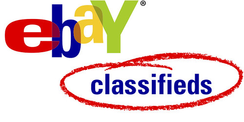 EBay Launches New Classifieds Site