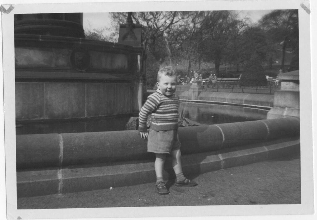 John Hope Kelvingrove Park, 1950s