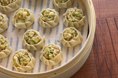 Steamed Siu Mai Dumplings