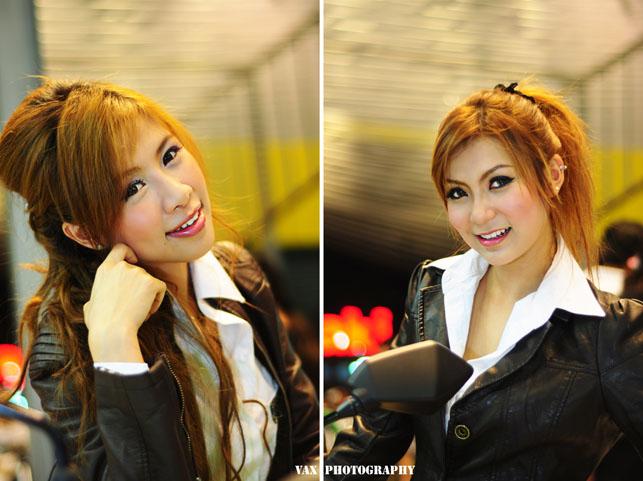 Bangkok Motor show girls 18