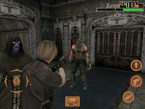 Resident Evil 4 iPad screenshot 4