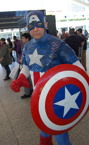 WonderCon 2010: Captain America