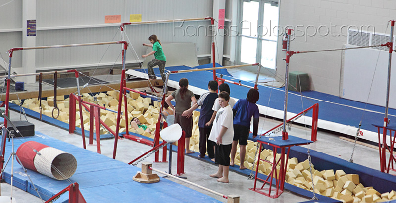 Gymnastics Kamloops (by KansasA)