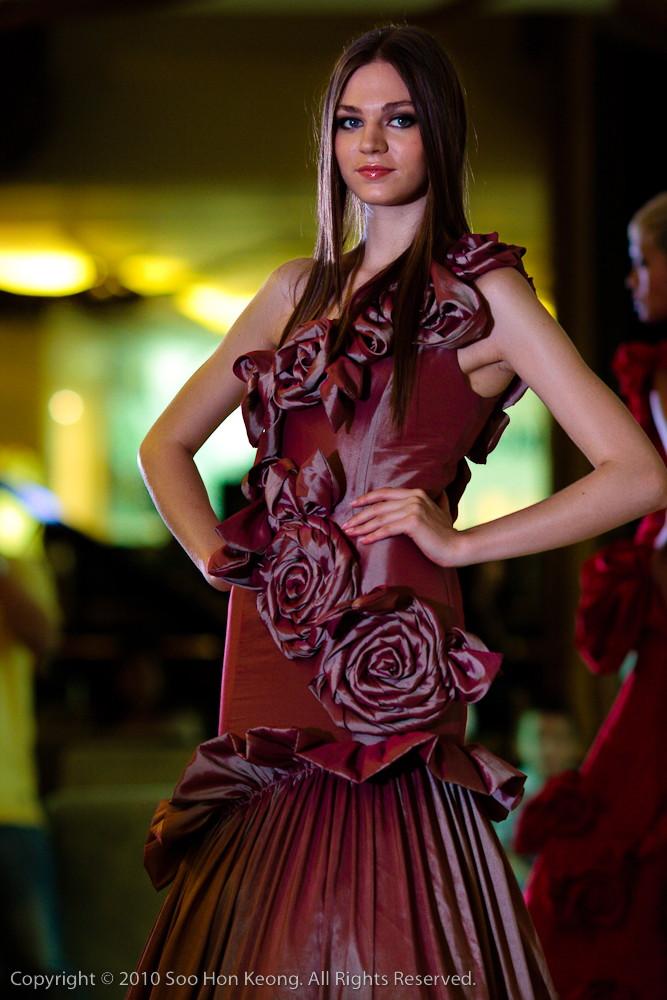 StarHill Fashion Week - Melvin Lam @ KL, Malaysia