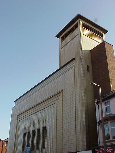 former Odeon Cinema, Blackpool
