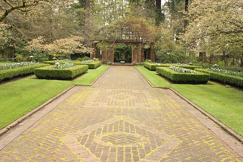 Lakewold Garden Travels With George And Marta