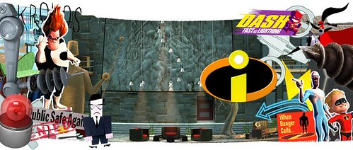 Disney's Incredibles for LittleBigPlanet!