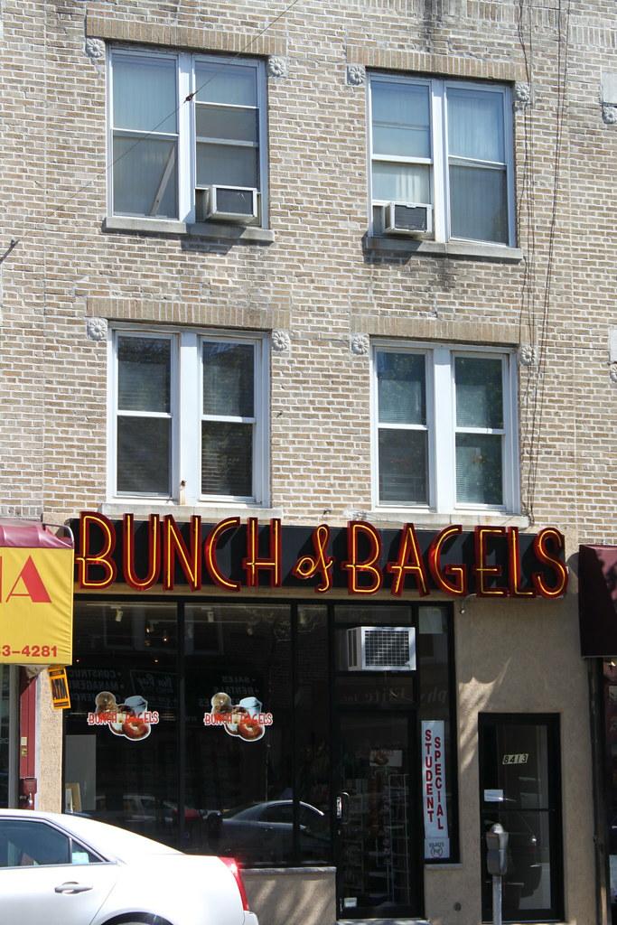 Bunch of Bagels