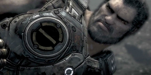 "Gears of War 3 - ""Ashes to Ashes"" trailer screenshots"