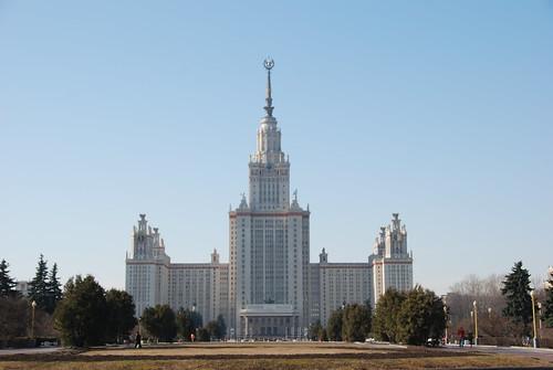Russia's Harvard