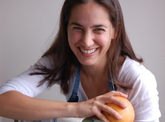 Eve Fox, creator of The Garden of Eating blog