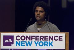 2010 PSFK NY Conference - Naveen Selvadurai