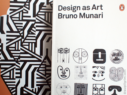 drawpilgrim.com 7by7: design as art by Bruno Munari