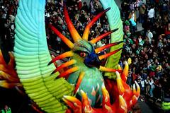 Parade 21 (Longreach - Jonathan McDonnell) Tags: street city ireland dublin colour festival parade streetperformer stpatricksday stpatricksfestival cosrume stpatricksdayparadedublin2005 stpatricksfestival2001
