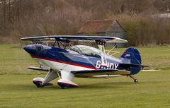 G-IIDY Aerotek Inc Pitts S-2B Special (PaulHP) Tags: special inc pitts s2b aerotek giidy