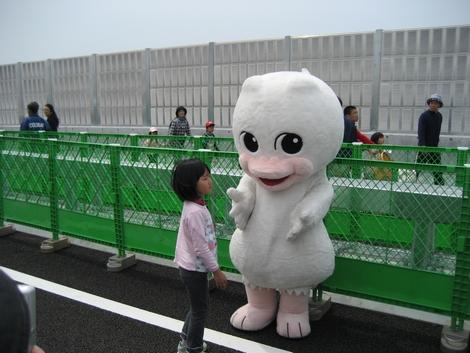 広島高速 開通イベント ちゅーピー