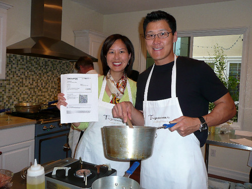 Thai Cooking Class at Tspoons
