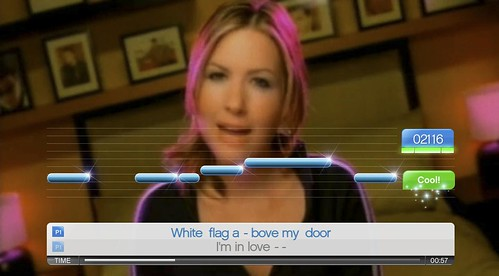 SingStar: Dido, White Flag