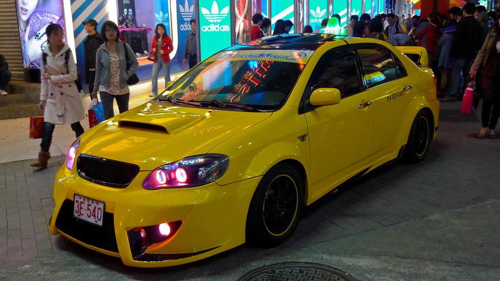 Taipei Taxi