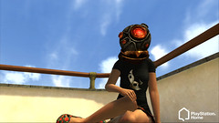 BioShock 2 for PlayStation Home - Big Sis
