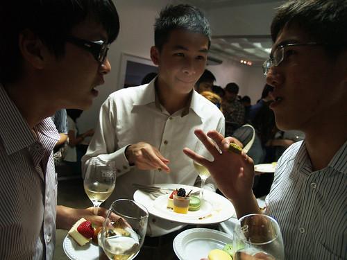 Epicurean Soiree - Food Talk