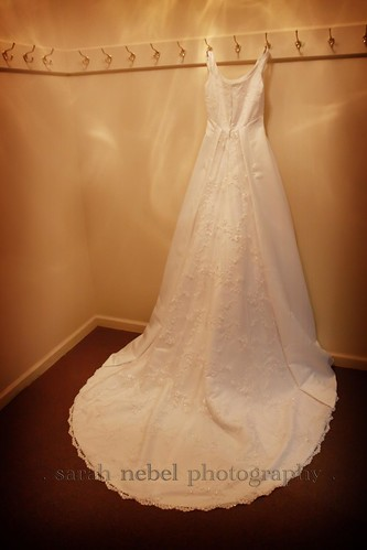 . the dress .