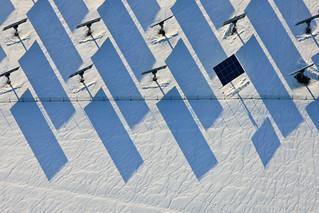 cold solar power