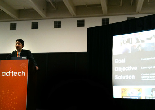 iCrossing at Ad:tech San Francisco