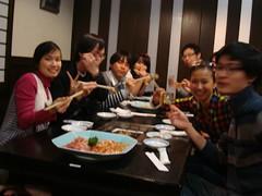 DSC05567 (sofpast) Tags: night foods candle gamble bonenkai shonandai vietkeio