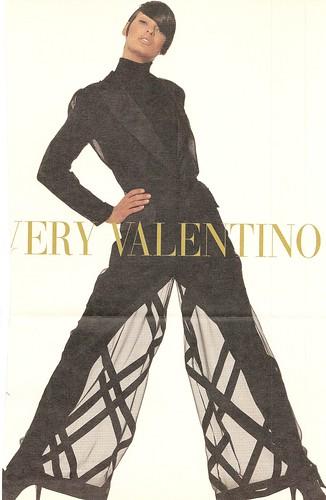 Valentino wide leg
