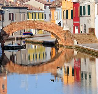 Ponte San Pietro - Comacchio