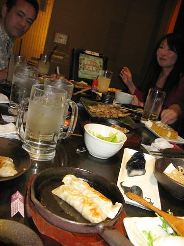 dinner w/ SRF