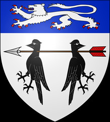 Mackie of Larg coat of arms