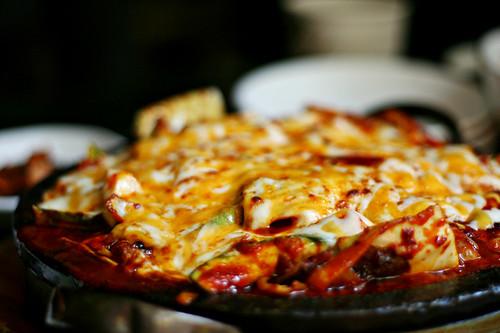 Kimchee Jaeyook dukboki